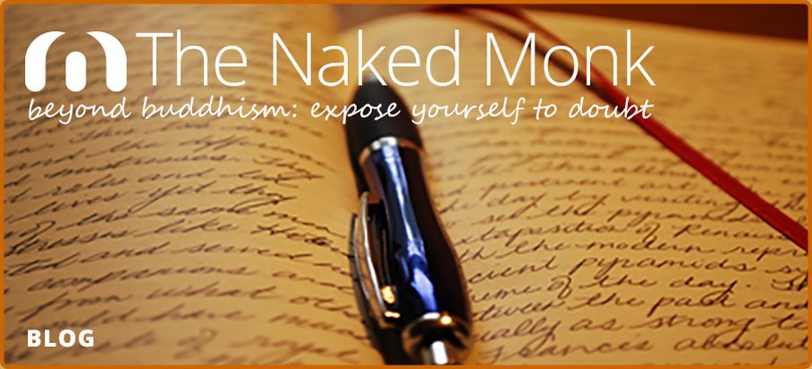 The Naked Monk